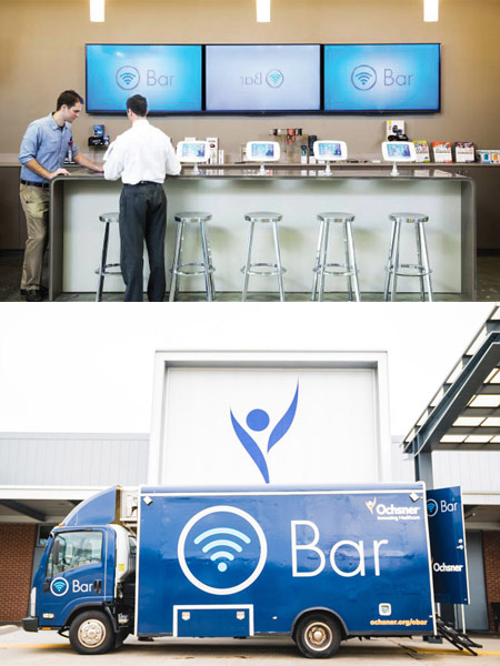 "Ochsner ""O Bar"""